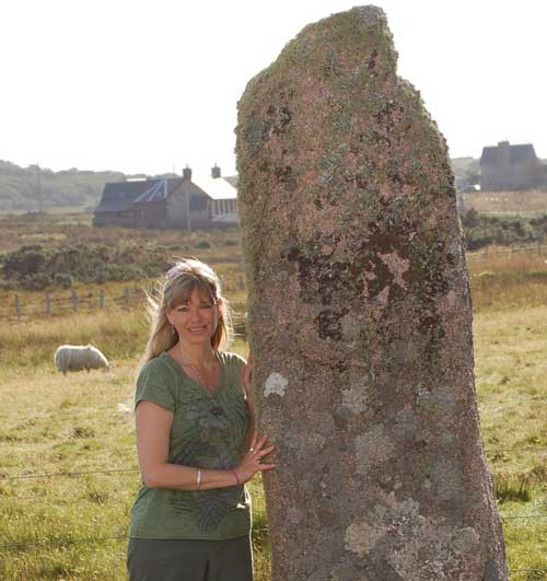 One-of-the-Procession-of-the-Kings-Standing-Stones-on-Mull 500